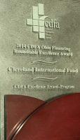 2014 Ohio CDFA Excellence Award