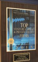 2015 Top Venture Capital & Private Equity Firms